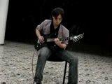 Ванесса Мэй курит... Вивальди - Летняя гроза (шторм) на гитаре...